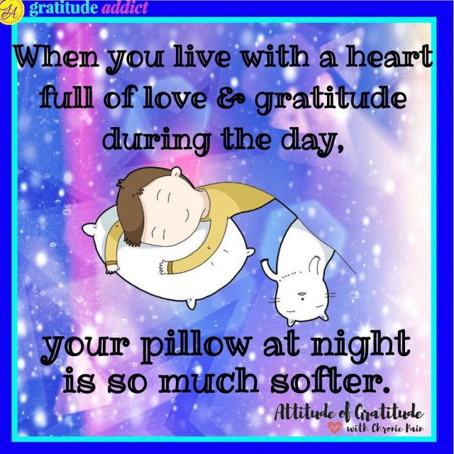 Goodnight grateful gang! Give your beautiful hearts a rest sohellip